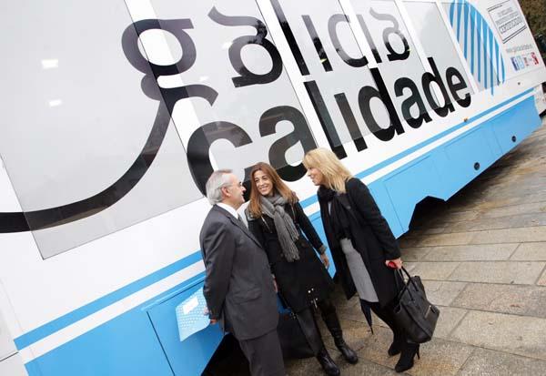 """Photo of """"Galicia Calidade en ruta"""", polas sete cidades galegas"""