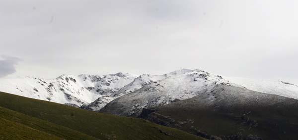 Vista de Trevinca nevada./ Foto: O Trisquel.