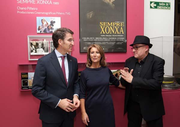 """Photo of Unha mostra lembra os 25 anos de """"Sempre Xonxa"""", """"Urxa"""" e """"Continental"""""""