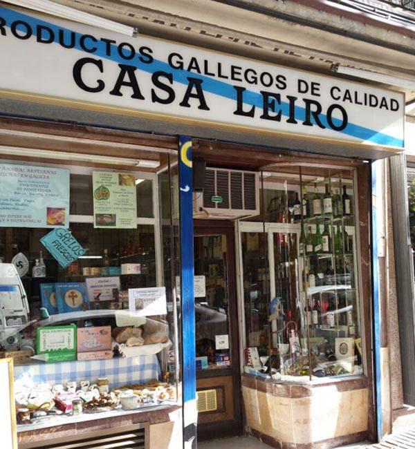 """Photo of """"Casa Leiro Produtos Galegos"""" cumpre vinte anos en Madrid"""