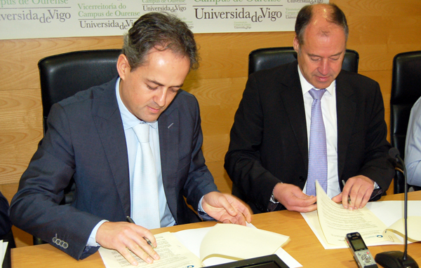 Photo of Colaboración entre o CPETIG e a Universidade de Vigo