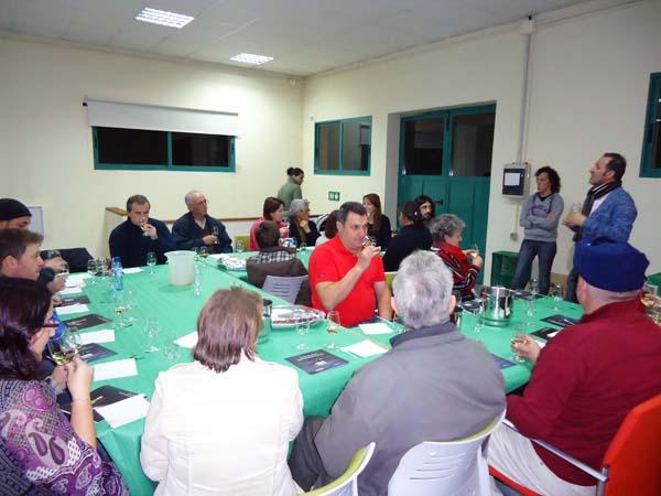 Photo of Maridaxes de cogomelos e viños valdeorreses na Veiga
