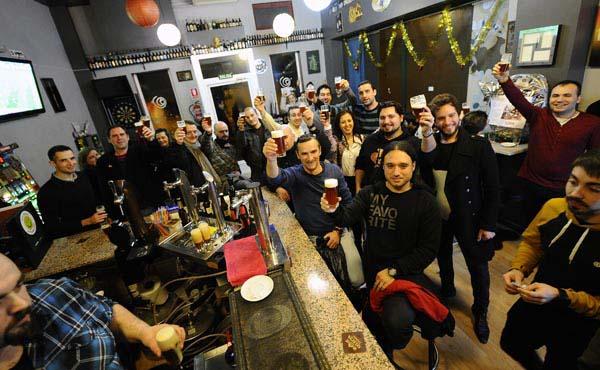 Photo of O Barco sucumbe ás cervexas artesás