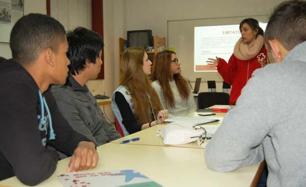 "Photo of En marcha o II proxecto ""Aprender traballando"" de Cruz Vermella"