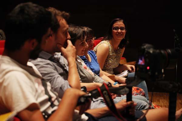 """Photo of Arranca en Ourense a rodaxe de """"Vida"""""""