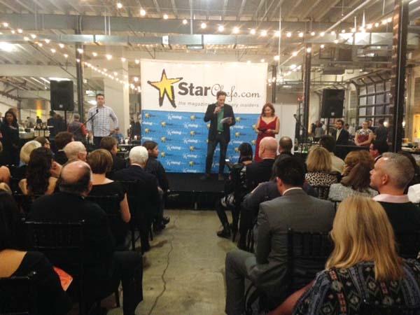 Imaxe dos Starchef Rising Stars.