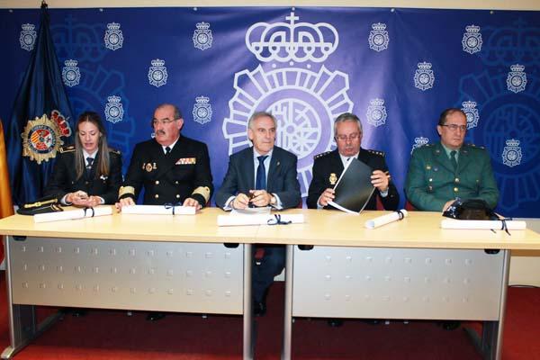 Photo of 191º Aniversario da Fundación do Corpo Nacional de Policía, en Ourense