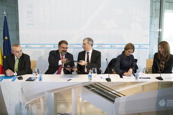 Coa sinatura deste acordo Galicia Calidade incorpórase ao sector turístico da comunidade.