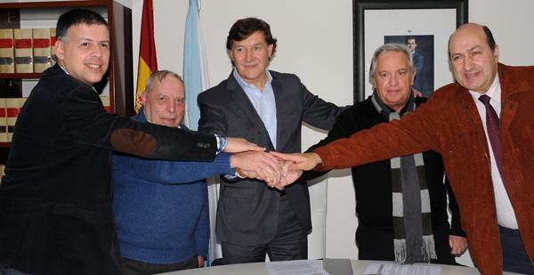 Photo of U.D. Ourense e Ourense C.F. xogarán no campo de fútbol O Couto