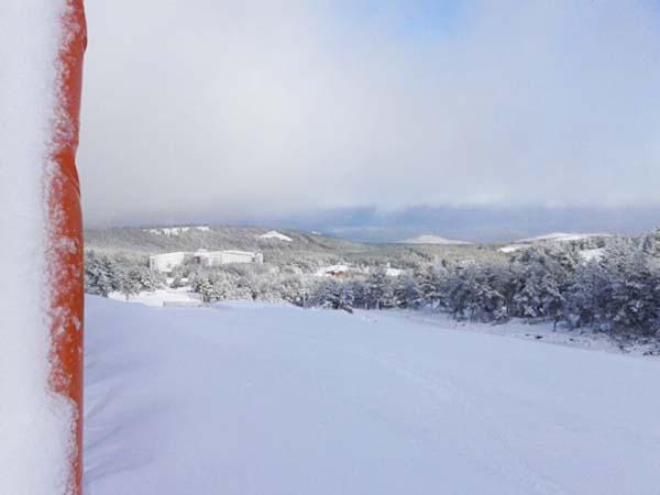 Photo of A neve chega para quedarse