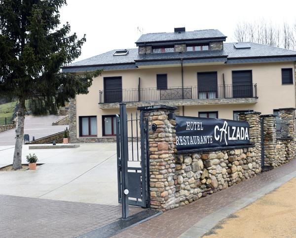 Photo of O hotel restaurante Calzada abre as portas en Valdeorras