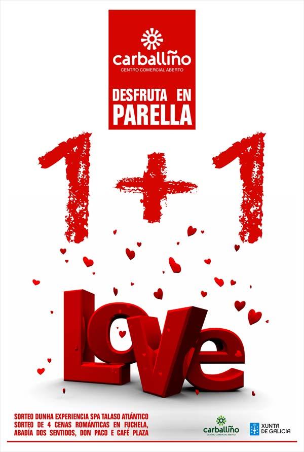 Photo of Campaña de San Valentín no Carballiño CCA