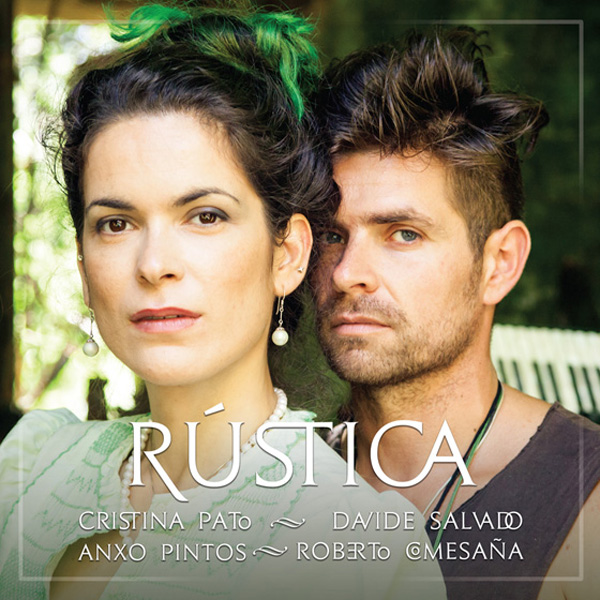 "Photo of Sae á venda ""Rústica"" o novo disco de Cristina Pato"