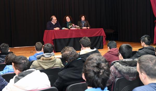 Photo of Arrancan as XIII Xornadas educativo-empresariais no IES Lauro Olmo do Barco