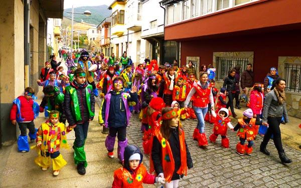 Photo of Desfile de Entroido do Pablo VI-Fátima da Rúa