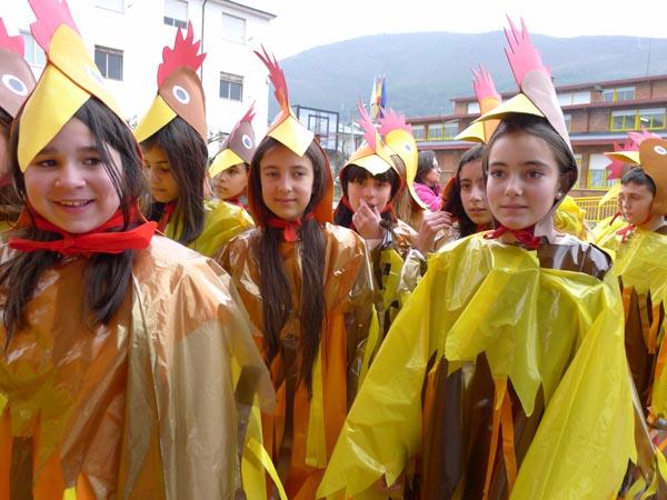 Photo of Os animais, protagonistas da festa no CEIP Manuel Respino da Rúa