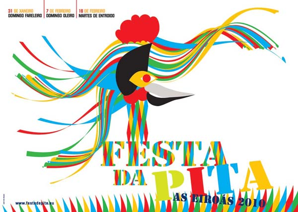 Photo of Mostra de cartaces da Festa da Pita no Centro D. Serviocio de Ourense