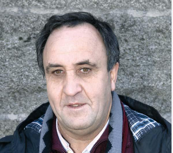 José Rodríguez Cruz, autor do texto./ Foto: Carlos G. Hervella.