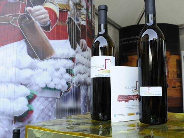 Photo of Monterrei, o viño oficial na 47 Feira do Cocido de Lalín