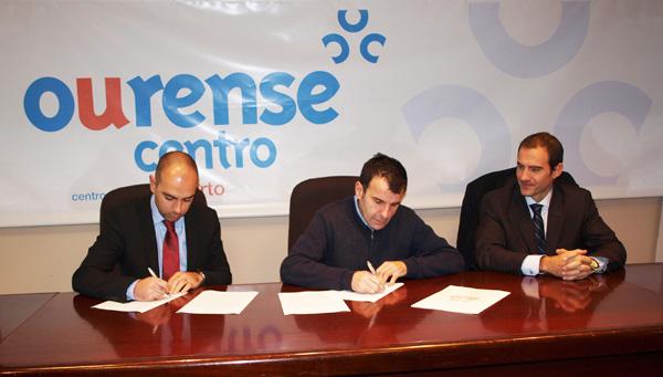 Photo of Convenio entre o CCA Ourense Centro e Generali Seguros