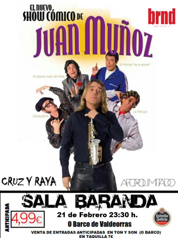Photo of O humor de Juan Muñoz, no Baranda