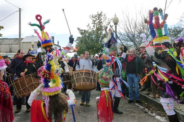 Photo of Danza de Mázcaras no Fulión de Manzaneda