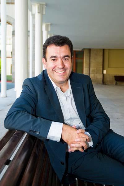 Román Rodríguez será o novo conselleiro de Cultura e Educación.