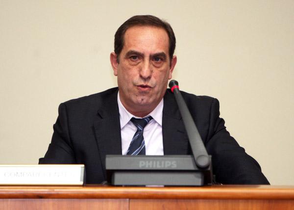 Valeriano Martínez será o novo conselleiro de Facenda.
