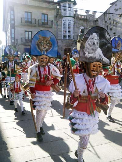Photo of Os Cigarróns, de estrea no Domingo Corredoiro en Verín