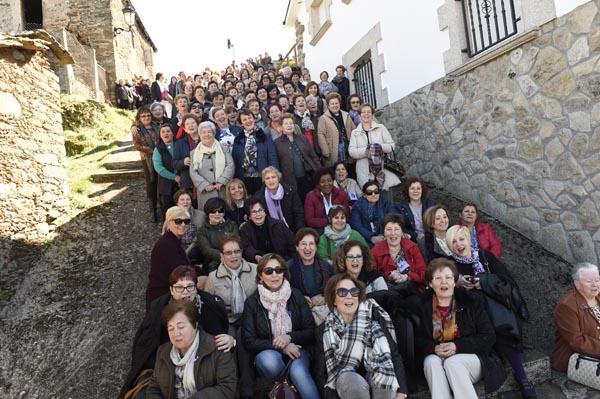 Photo of As Mulleres Rurais Bibei de Viana celebran o 25 aniversario