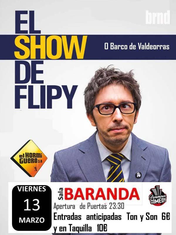 """Photo of Flipy, o """"científico louco"""" de El Hormiguero, no Baranda"""