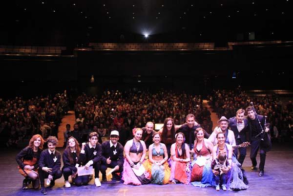 Photo of Máis de 3.400 euros recadados na II Gala Contra o Cancro de Ourense