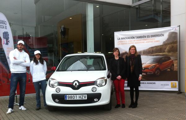 Portas abertas en Renault Luis Aragonés de Ourense.