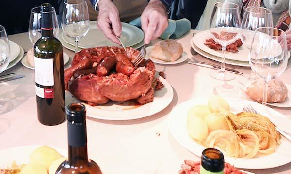 Photo of Degustación de Botelo do Barco, en Xantar