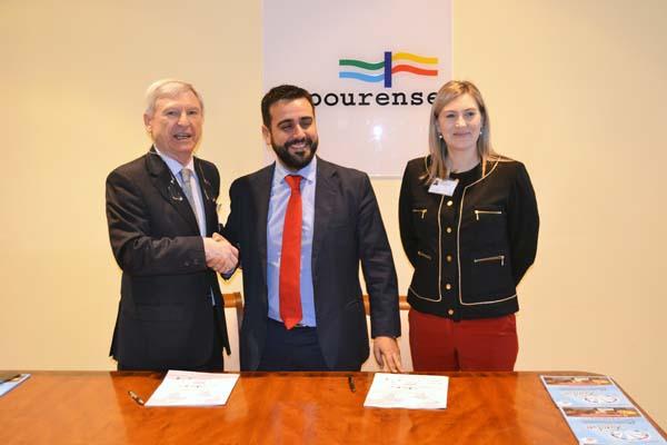 Photo of Convenio de colaboración entre Monterrei e Expourense