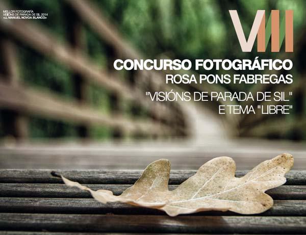 Photo of Convócase o concurso de fotografía Rosa Pons de Parada de Sil