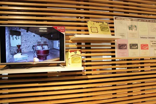 Photo of A futura Casa do Chocolate de Parada de Sil promociónase en Monforte