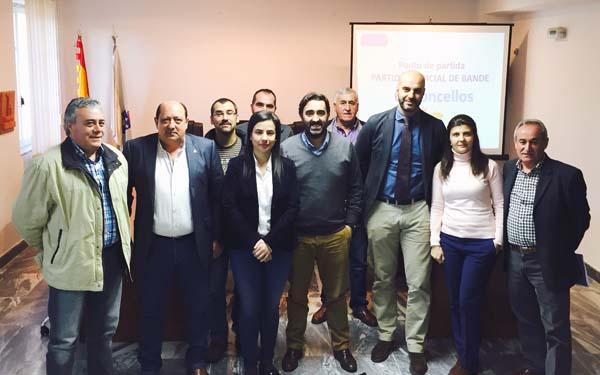 Photo of Reunión do comité de campaña provincial do PP en Bande