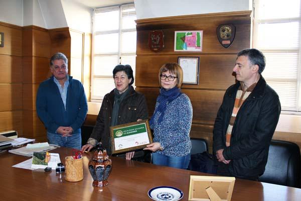Photo of Quiroga, concello solidario co Alzheimer