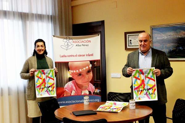 Photo of O Concello da Rúa promove unha campaña contra o cancro infantil