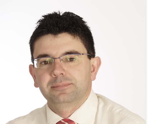 Photo of Álvaro Vila, candidato socialista á alcaldía de Taboadela