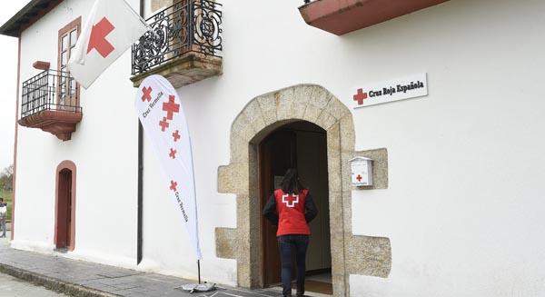 Photo of Cruz Vermella Valdeorras inaugura a nova sede no Barco