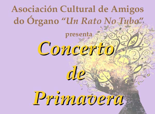 Photo of Concerto de primavera na igrexa de Santa Eufemia de Ourense