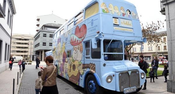 Photo of A Caravana Bolechas fai parada no Barco