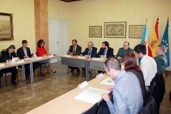 Photo of A Comisión Provincial de Tráfico e Seguridade Viaria presenta os datos de Ourense