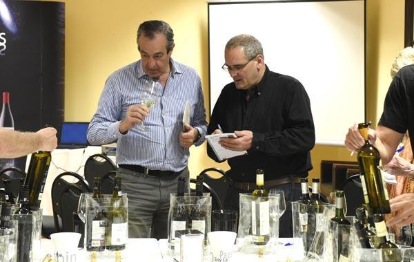 Photo of Os godellos valdeorreses engaiolan aos Master of Wine