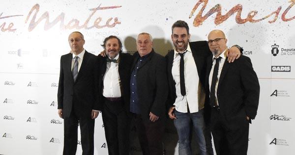 """Photo of """"A Esmorga"""" e """"Os Fenómenos"""", os máis premiados nos Mestre Mateo"""