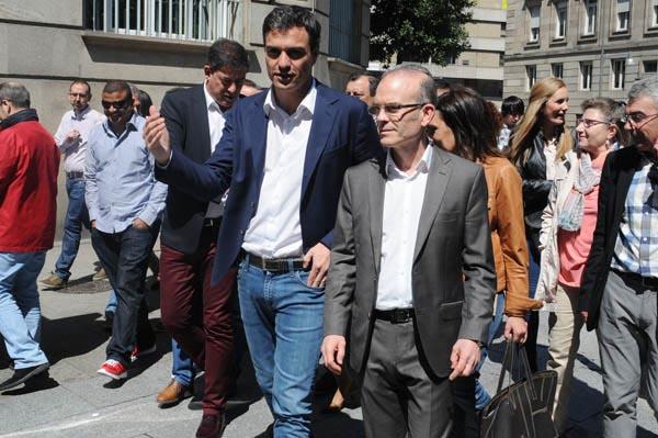 Photo of Apoio de Pedro Sánchez á candidatura do PSdeG en Ourense