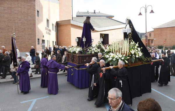 Photo of A procesión do Encontro abre o Venres Santo no Barco