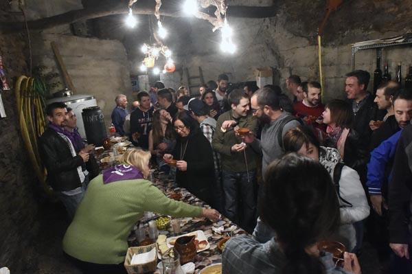 Photo of De festa, nas Covas de Seadur
